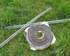 Гидроизоляционный шнур Пенебар